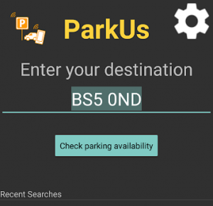 ParkUs screenshot